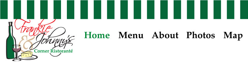 Johnny S Cafe Lunch Menu